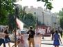 Пикет в Гатчине с о.Николаем