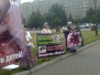 Митинг на проспекте Мира в Красноярске