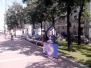 Пикет, после которого на два дня закрылся «Лечебно-инновационный центр» (27.07.2013)