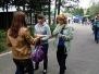 Воины Жизни в Омске: первая акция