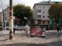Пикет за запрет абортов у Центрального рынка Калининграда