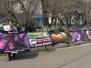 Красноярск: акция у Сибирского федерального университета