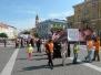 Вильнюс, шествие