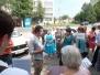Владикавказ: пикет абортария КБСП