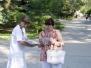 Пикет абортария в Волжском