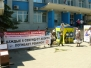 Волжский: пикет против легальности абортов
