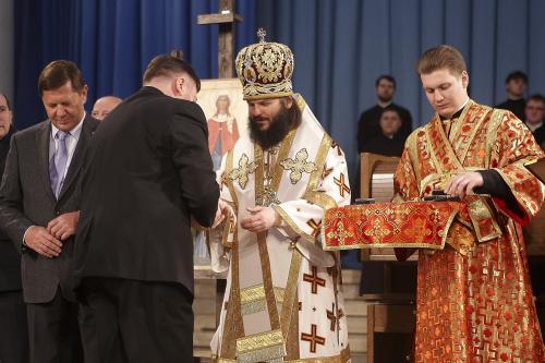 2f - Добровольцы Движения «Воины Жизни» награждены почетными знаками Святой Татьяны