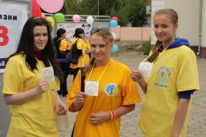 img 9026 - Международная акция в Еврейской автономной области завершилась массовыми мероприятиями в центре Биробиджана
