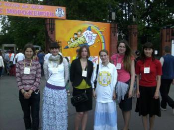 pict0022 - Православная молодёжь Москвы отметила День защиты детей