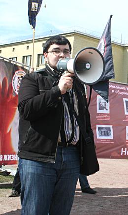 23 1 - Дмитрий Баранов: «Мы показываем, как выглядит убийство!»