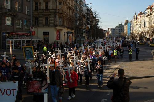 sgoo - Чехия: Закон, разрешающий аборты, стал проклятием всей нации