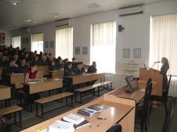 1010529 - В Санкт-Петербурге прошла встреча с курсантами Университета МВД