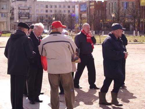 1010729 - В Кировске прошел пикет за право на жизнь и переименование города в Предтеченск