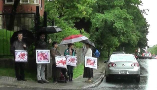 montreal2 - Монреаль: аборты должны быть запрещены как в Канаде, так и в России