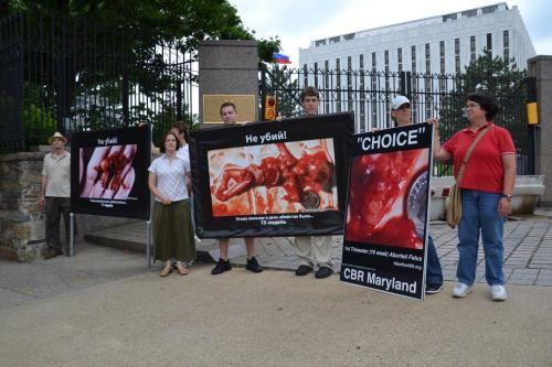 russianembassy - США: Право на аборт в России должно быть отменено!