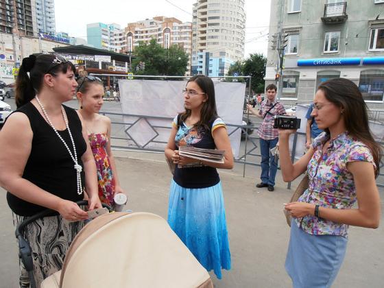 sam2 - Православная молодёжь Самары вновь обратилась к жителям города с призывом не убивать детей