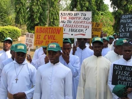 nigeria - Пролайф в Африке