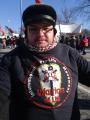 Дмитрий Баранов на 40-м Марше за жизнь в США
