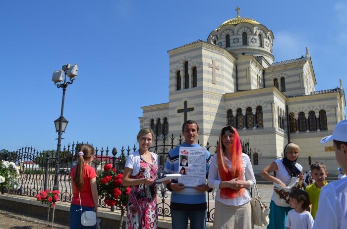sevastopol 1st - В Севастополе стартовало движение за запрет абортов (фото)
