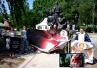 sergiev posad - [Видео] Жертва ювенальщиков Анна Юрасова защищает нерожденных детей в Сергиевом Посаде
