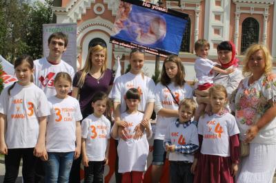 grodno - Сторонники запрета абортов: «Мы вместе можем изменить будущее Беларуси»