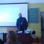 Священник Вячеслав Беговой