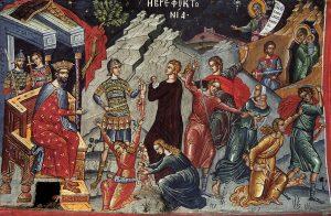 12 - Митрополит Никопольский Мелетий (Каламарас) об абортах