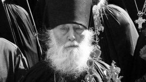 2 - Архимандрит Наум (Байбородин), духовник Троице-Сергиевой лавры