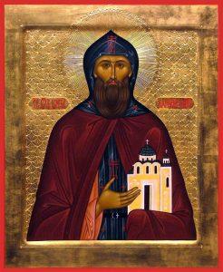 22 - С праздником обретения мощей Святого благоверного князя Даниила Московского!