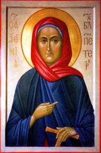 37 - С праздником Святой блаженной Ксении Петербургской!