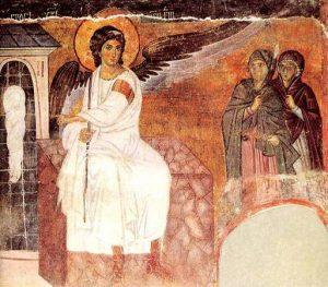 45 - Братья и сестры поздравляем всех вас с праздником Пасхи – Светлым Воскресением Христовым!