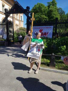 47 15 - Акция антиабортных организаций в День защиты детей