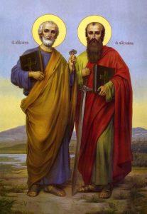 49 - С днем славных и всехвальных первоверховных апостолов Петра и Павла!