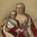9 - Поминовение Великой Государыни и Великой княгини Анны Леопольдовны